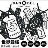 【着後レビューでBANDELグッズプレゼント中!】 BANDEL バンデル ネックレス リバーシブル ナンバーシリーズ