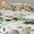 Sanderson(サンダーソン)綿マイヤー毛布(シングルサイズ)