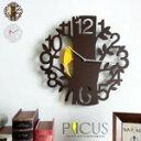 PICUS[ピークス]■振り子時計|壁掛け時計【インターフォルム】