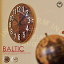 BALTIC [ バルト ]■ 電波時計 | 壁掛け時計 【 インターフォルム 】