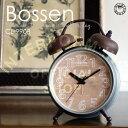 Bossen [ ボッセン ] ■ 目覚まし時計 | 置時計 【 インターフォルム 】