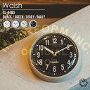 Walsh [ ウォルシュ ]■ 壁掛け時計 【 インターフ...