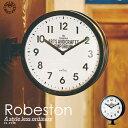 RoomClip商品情報 - Robeston [ ロベストン ] 壁掛け時計 ■ 両面時計 | 掛け時計 | 置時計【 インターフォルム 】