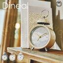 RoomClip商品情報 - Dineal [ ディネル ] 目覚まし時計 ■ ベル時計 | 置き時計 【 インターフォルム 】
