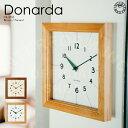 RoomClip商品情報 - Donarda [ ドナーダ ] 壁掛け時計 ■ 電波時計   壁時計   掛け時計 【 インターフォルム 】