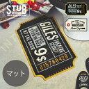 Stub [ スタブ ] トイレマット ■ バスマット | マット【 インターフォルム 】