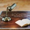 ROCHERI [ ロシェリ ]■ デスクライト   テーブルライト 【 インターフォルム 】