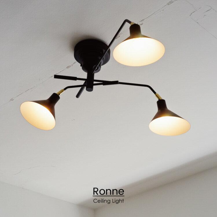 RONNE [ ロネ ] ■ シーリングライト | 天井照明 【 インターフォルム 】
