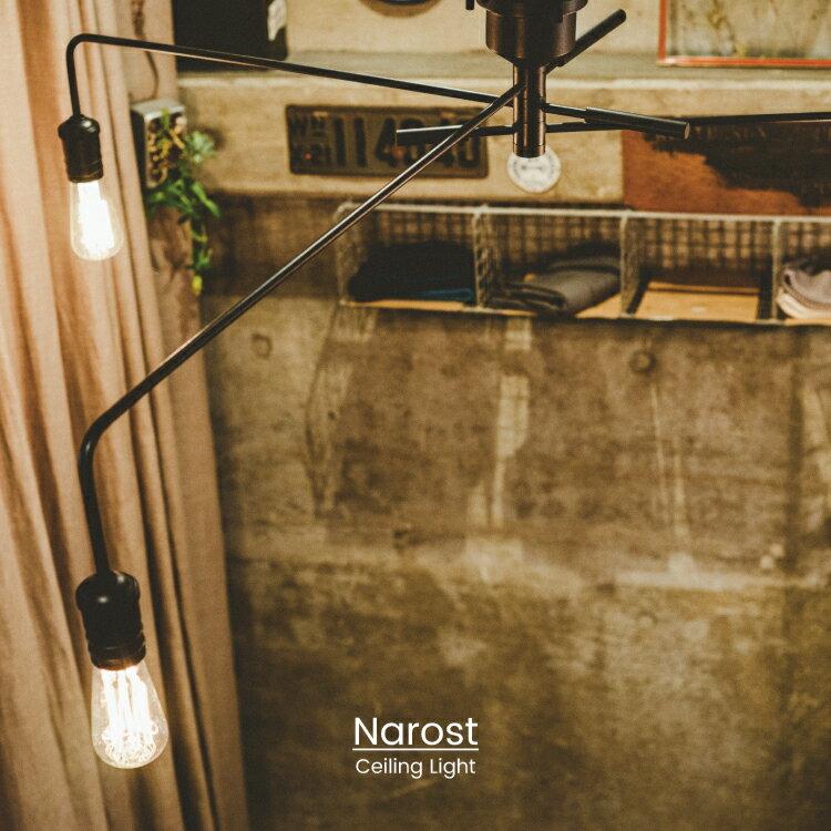 Narost [ ナロスト ] ■ シーリングライト | 天井照明 【 インターフォルム 】