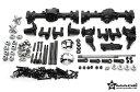 Gmade R1 Front and Rear Portal Axle Set GM51100 ラジコンパーツ ラジコンカー スペア オプション カスタム 部品 オリジナル オフロード クローラー ロックバギー 05P01May16