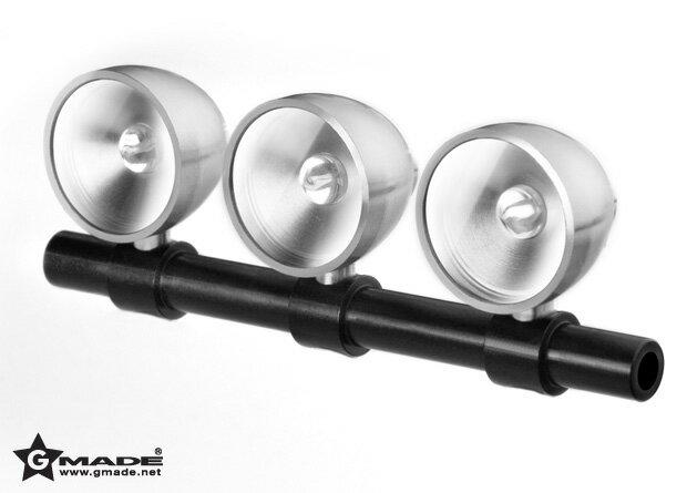 R1 LED Lightbar (3 Lights) GM51409S ラジコンパーツ ラジコンカー スペア オプション カスタム 部品 オリジナル オフロード クローラー ロックバギー 05P01May16