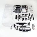 Gmade Komodo Clear Body Set GM40070 ロッククローリング 外装 内装 海外 国内 メーカー Gmadejapan Junfacjapan ジーメイド ジュンファク 通販 趣味
