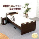 送料無料 電動リクライニングベッド 電動ベッド マットレス付...