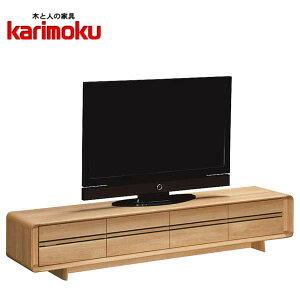 【開梱設置無料】 カリモク テレビボード 北欧 テレビ