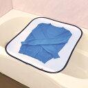 洗濯ハンガー 物干し お風呂で平干しネット 洗濯ネット ( セーター干し ニット干し 平干し 型崩れ防止 ダイヤ 室内干し 陰干し 日陰 )