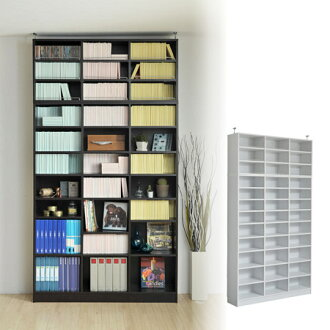 wall storage 1 cm pitch rack deep type open width 128 cm share out bookshelf bookcase prop seismic pa and movable shelves a4 file storage wooden living bookshelf file storage wall
