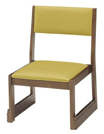 ローチェア(肘なし) スタッキング可能 オリーブ( 座椅子 座イス 木製 送料無料 ) 【5000円以上送料無料】 【ポイント最大35倍】座面が低めの椅子座椅子 座イス スタッキング 木製 送料無料