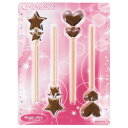 チョコレート型 スティックチョコモールド マジックスティック...