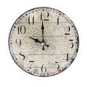 掛け時計 置き時計 卓上ガラス時計 ROUND 17cm Old Map 古地図 ( アナログ 時計 壁掛け時計 インテリア 雑貨 おしゃれ 掛時計 とけい クロック ガラス 置掛兼用 卓上 置き掛け ウォールクロック )【5000円以上送料無料】