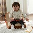 座椅子 プチパン座椅子 リクライニング式 約幅36cm ( ...