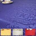 テーブルクロステーブルクロス 北欧 テーブルクロス 撥水 約140x230cm(長方形6人掛け)クロシェット