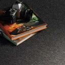川島織物セルコン 高級オーダーカーペット KWF919 オーバーロック加工