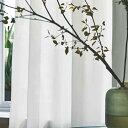 カーテン シェード 川島織物セルコン TRANSPARENCE FT6630 スタンダード縫製 約1.5倍ヒダ ヨコ使い ウエイトテープ付