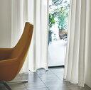 カーテン シェード 川島織物セルコン TRANSPARENCE FT6639〜6640 スタンダード縫製 約1.5倍ヒダ ヨコ使い ウエイトテープ付