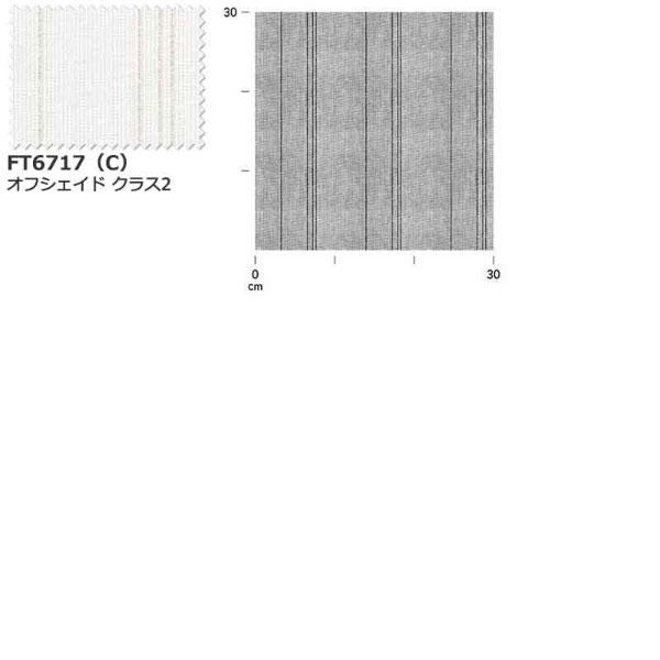 カーテン シェード 川島織物セルコン MIRROR LACE FT6717 スタンダード縫製 約1.5倍ヒダ
