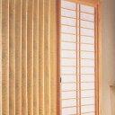 居家, 寢具, 收納 - カーテン 激安 東リ オーダーカーテン+レース elure 和風 KSA60168 レース KSA60494 スタンダード縫製 約1.5倍ヒダ 2ツ山仕様 (税別価格) タッセル含む