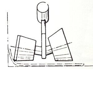 巾木ローラースリーエース(U.PAT)