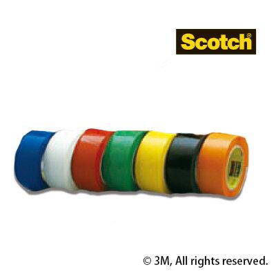 Scotch OPP包装用カラー粘着テープ NO.3113C 巾48mm×長100m 36巻1ケース