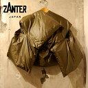 ショッピングダウンベスト ZANTER JAPAN ザンター COLOBANTHUS QUITENSIS ZANTER   ROYDS VEST【ダウンベスト】【レディース】【キャンセル不可】