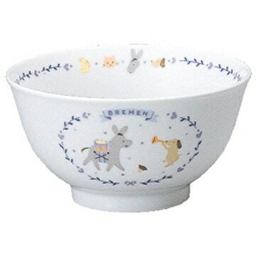 【NARUMI(ナルミ) クラウンキッズ】 ブレーメン 飯茶碗 【ギフト・贈り物・婚礼引出物・内祝い・出産内祝い・内祝】【楽ギフ_包装】【楽ギフ_のし宛書】