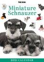 ショッピング卓上カレンダー 【メール便可】THE DOG 2021年 卓上カレンダー ミニチュアシュナウザー[犬/ドッグ/ペット/calendar/令和/デスク]