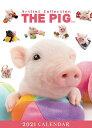 ショッピング卓上カレンダー 【メール便可】THE PIG(ブタ) 2021年 卓上カレンダー[豚/ピッグ/ペット/calendar/令和/デスク]