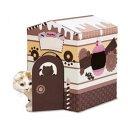 【ポイント10倍】【SALE】ドギーマン じゃれ猫 なりきりにゃんボックス お菓子の家