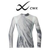 【メンズ】[ワコール]CW-X 柔流 レボリューションタイプJAO002(ハーフジップロングスリーブシャツ/メンズ)【wcl-cwx-mt】【n】【310】【n07】【p】【p1001】【】