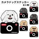 ショッピングドライブレコーダー ペキニーズ ステッカー カメラドッグ 犬 犬屋 いぬや ドライブレコーダー