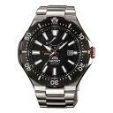 【ポイント2倍】(〜10/1 9:59) オリエント ORIENT エムフォース 自動巻き 腕時計 SEL07002B0 (WV0151EL) ブラック メンズ 02P28Sep16