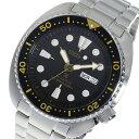 セイコー SEIKO プロスペックス ダイバーズ 自動巻き 腕時計 SRP775K1 ブラック メンズ