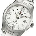 【ポイント2倍】(〜7/14 1:59) オリエント ORIENT 自動巻き 腕時計 SER2B001W ホワイト メンズ