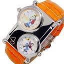 【ポイント10倍】(〜10/31) ディズニーウオッチ Disney Watch グーフィー 腕時計 MK1189C レディース