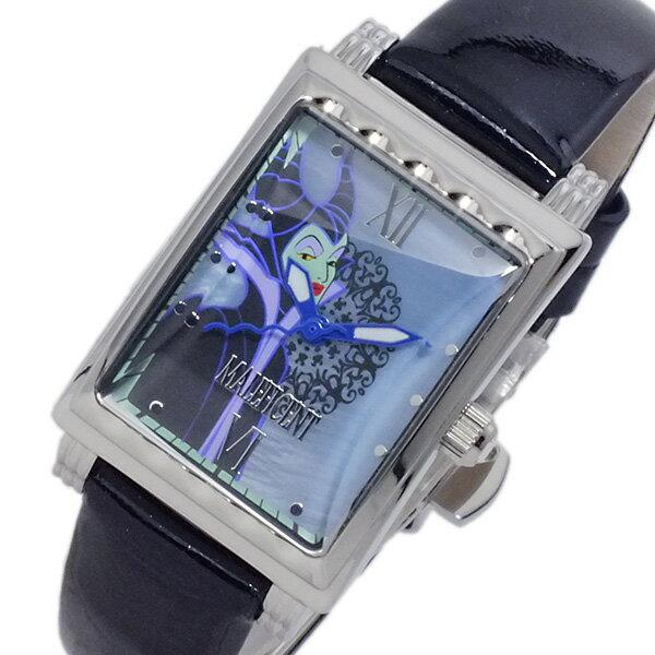 ディズニーウオッチ Disney Watch マレフィセント 腕時計 MK1208B レディース
