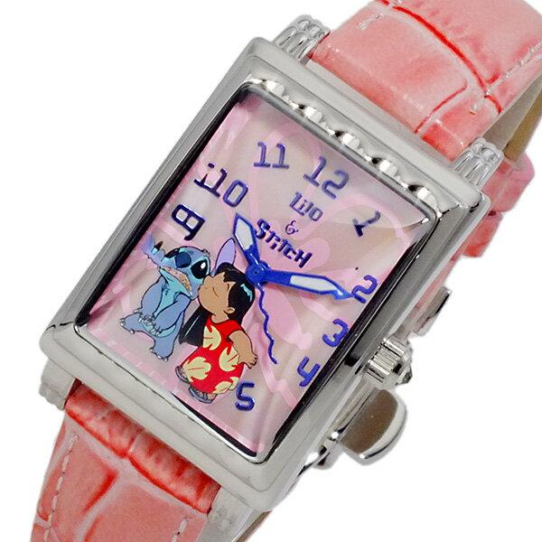 【ポイント10倍】(~3/31) ディズニーウオッチ Disney Watch スティッチ 腕時計 MK1208K レディース ☆★☆日本全国どこでも送料無料!!☆★☆※沖縄・離島含む