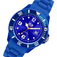 アイスウォッチ ICE WATCH フォーエバー クオーツ 腕時計 SI.BE.S.S.09 ブルー レディース