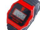 フットボールウォッチ FOOTBALL WATCHES マンチェスターユナイテッド デジタル 腕時計 GA4412 メンズ