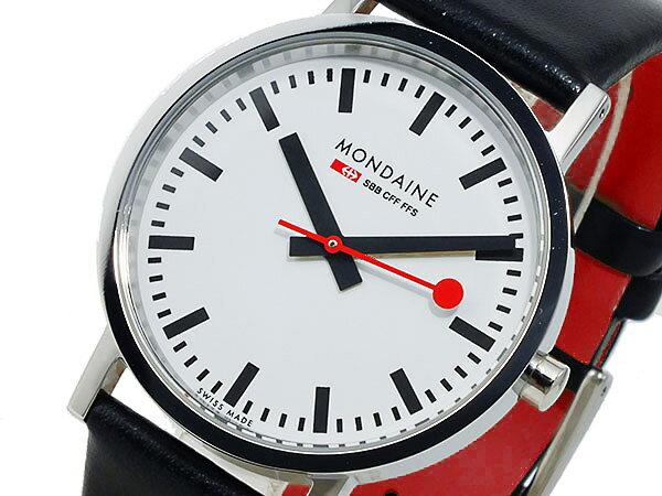 モンディーン MONDAINE クオーツ 腕時計 A660.30314.11SBB 国内正規 ユニセックス ●ご注文金額10,800円以上で送料無料! ※沖縄・離島650円