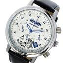 【ポイント5倍】(〜1/10) ムーミンウォッチ MOOMIN Watch 500本限定 クオーツ 腕時計 MO-0006B ホワイトシルバー レディース 02P03Dec16