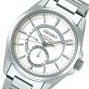 セイコー SEIKO プレザージュ 自動巻き 腕時計 SARW007 ホワイト 国内正規 メンズ 【代引き不可】